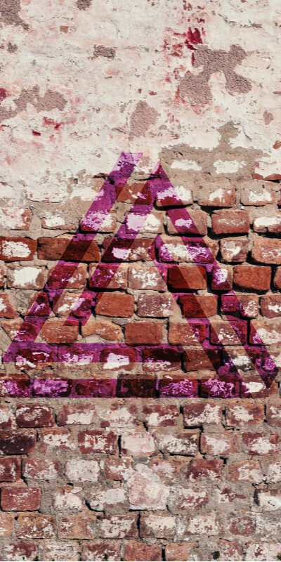 construction dispute resolution page brick wall picture with logo